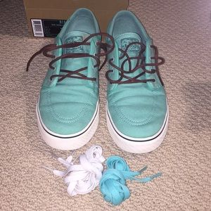 Nike Shoes - Nike janoski Easter CW small stain 8/10